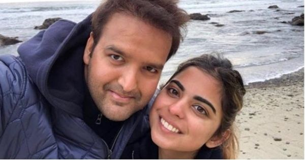 Isha Ambani Got Engaged To Anand Piramal In The Most *Adorable* Way