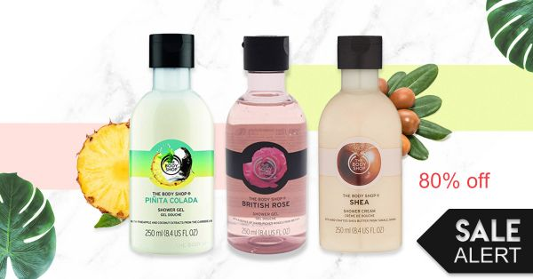 Summer Savers: These Bath & Body Gels Are At 80% Off Today!