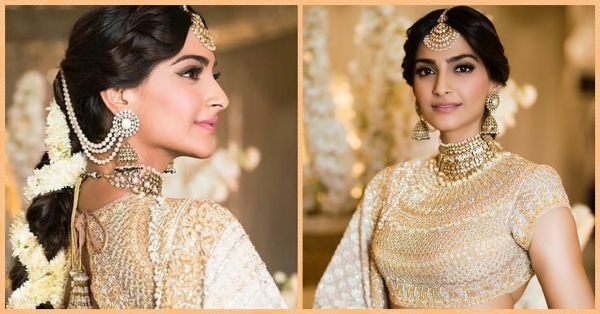 Sonam Kapoor's Sangeet Makeup Look Is Going To Take Your Breath Away!