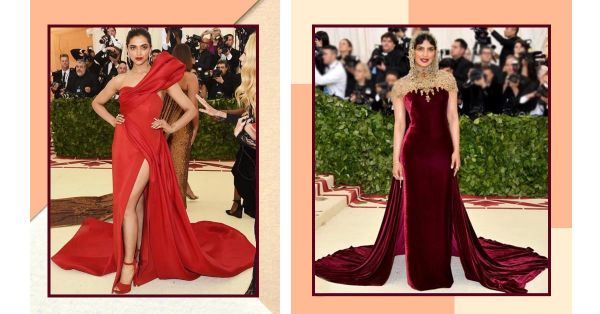 All Hail The Queens: Priyanka, Deepika & Others Make A Majestic MET Gala Appearance!