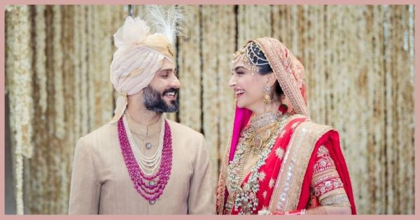 Here Are The First Ever Pictures Of Newlyweds - Mrs Sonam Kapoor-Ahuja and her darling Mr!
