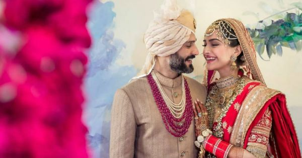 Sonam Took To Instagram To Thank Her Wedding Dream Team & It's The Sweetest Thing Ever!