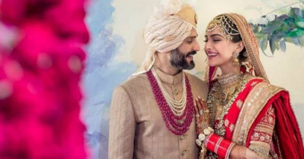 The Celebrations Have Begun: All The Pictures From Sonam & Anand's Pre-Wedding Function!