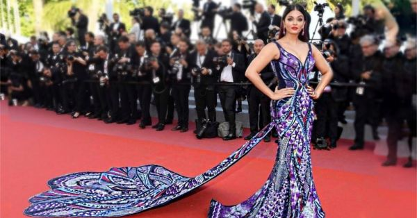 Aishwarya Rai Bachchan Took Cannes 2018 By Storm, One Look At A Time!