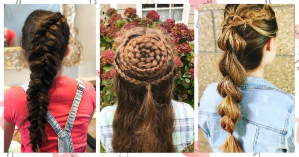 Do You Know Your Braids? Here Are 16 Types Of Braids To Get You Through The Summer!