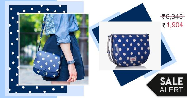 Bag Se Karenge Sabka Swagat 'Coz This Cath Kidston Vintage Design Is Available At 70% Off RN!