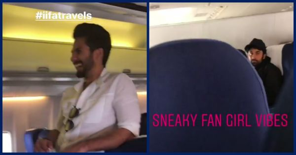 Shahid Kapoor And Ranbir Kapoor Goofing Around In A Flight Is All Of Us On A Field Trip