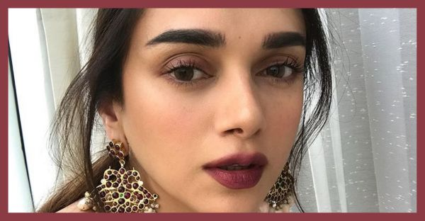 The Ultimate Tutorial To Ombre Berry Lips Feat. Aditi Rao Hydari