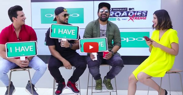 Here's What Happened When OPPO Fans Met Roadies Xtreme Stars