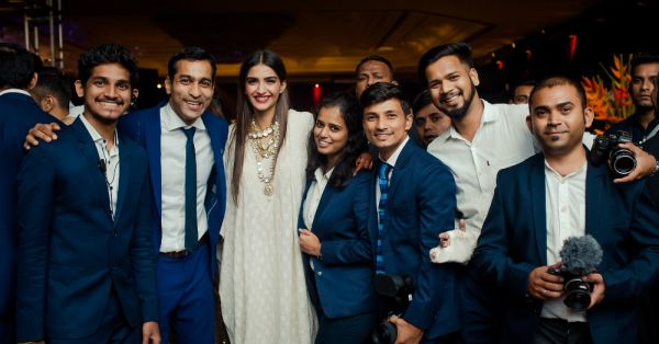 We've Got Exclusive Deets From Sonam And Anand's Wedding Photographer!