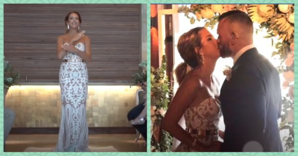 This Bride Sang In Sign Language For Her Deaf Husband & Proved That Love Is All We Need!