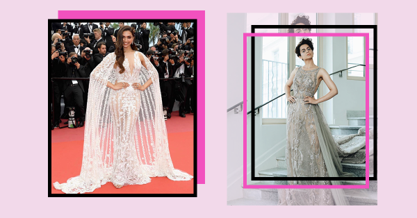 Bollywood Divas Show You How To Wear The Naked Dress Without Offending The Aunties!