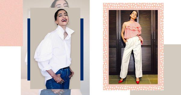 10 Different Ways You Can Wear Your Everyday Top Like Bollywood's Best!
