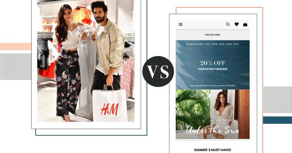 5 Reasons Why It's WAY Better To Buy H&M Online Than At A Store!