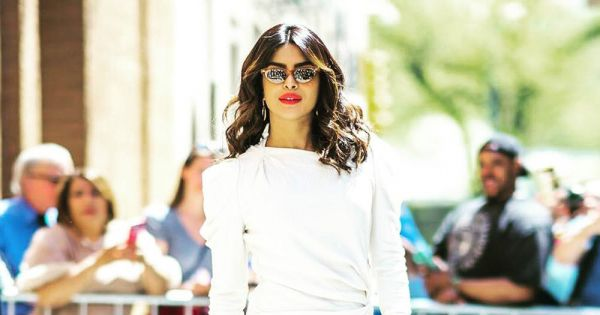 Did Priyanka Chopra Find Love In The Arms Of  A Particularly Good-Looking Singer?