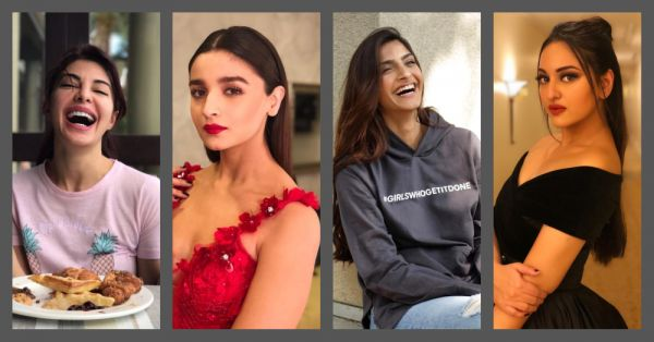 Makeup Or Not These Bollywood Divas Will Totally Motivate You To Do YOU!