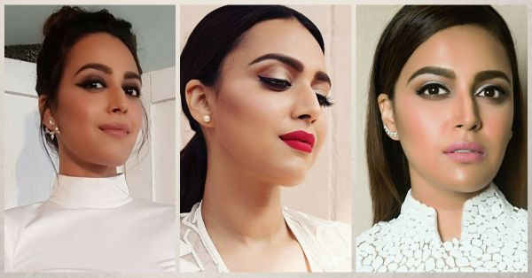Swara Bhasker's Makeup Game Is Going Up Hill And We're All For It!