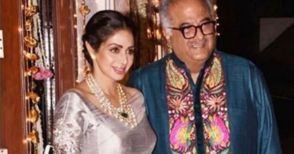 Boney Kapoor's Heartfelt Anniversary Wish For Sridevi Will Leave You Teary Eyed
