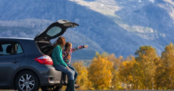 Here's What You Need To Keep In Mind When You're Planning A Road Trip With Your Kids