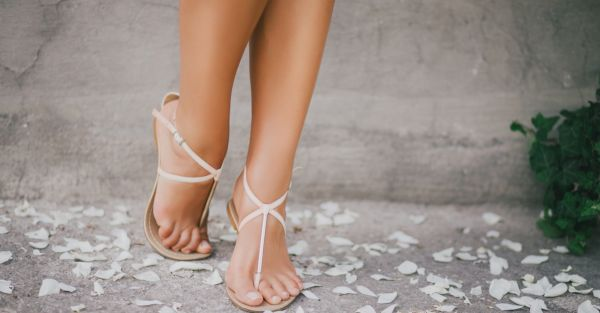 Get Ready For Flip-Flop Season With These Tips For Cracked Heels And Calluses