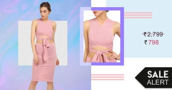 Watch Your Date Drool As You Walk In With This Dress On... P.S. It's On Sale!