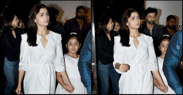 Are Things Getting Serious? Alia Bhatt Dines With Ranbir Kapoor And Family
