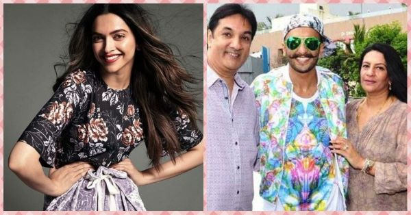 This Just In: Deepika & Ranveer Will Be Moving In With His Parents After The Wedding!