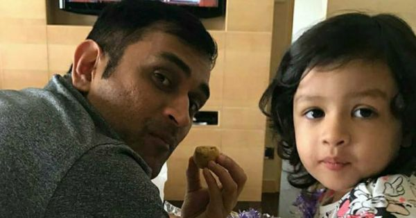 Did You Know THIS Was Dhoni's Darling Daughter Ziva's Biggest Request During The IPL Matches!