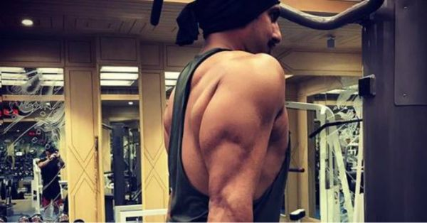 Drool Alert: Ranveer Singh Goes Shirtless For 'Simmba' To Show Off His New Body!