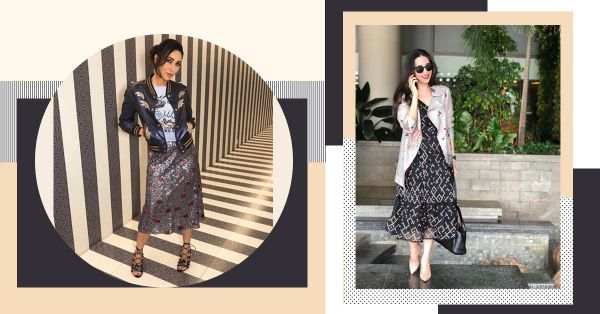10 Times Karisma Kapoor *Dil Le Gayi Le Gayi* With Her Magical Outfits!