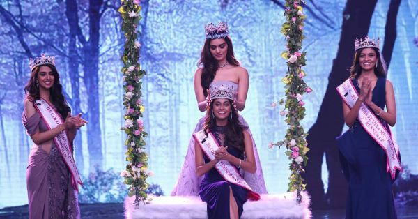 Meet Anukreethy Vas: The Girl From Tamil Nadu Who Was Crowned Miss India 2018