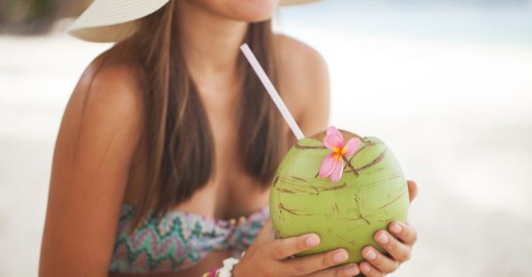 #HolyNectar: Reasons Why Coconut Water Is All Your Body Needs This Summer