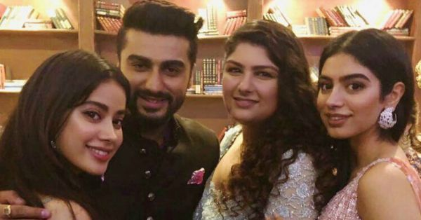 It's Arjun Kapoor's Birthday And His Sisters Have The Sweetest Things To Say About Him