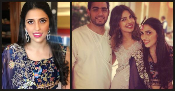 The First Pictures From Akash Ambani & Shloka Mehta's Mehendi Ceremony Are Here!