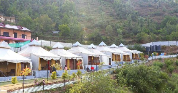 Masti, Maggi & More: Family In The Hills Near Nainital Is The Ultimate #CampingGoals