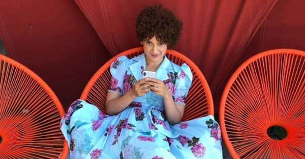 Kangana Ranaut's Beauty Look For Her New Movie Is Perfect For This Sweltering Heat