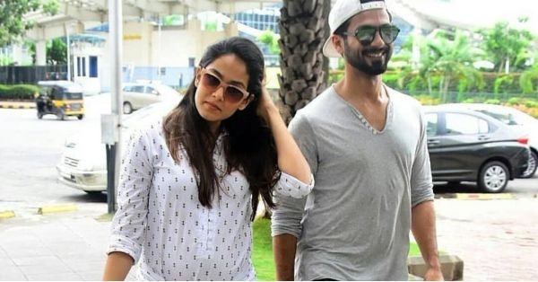 Mira Kapoor Nailing Pregnancy Style In A Shirt Dress Is The Reason For Our Happiness!