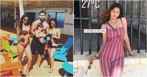 Suhana Khan's Latest Swimsuit Pics Show Us How To Ace The Sun-kissed Vacay Look