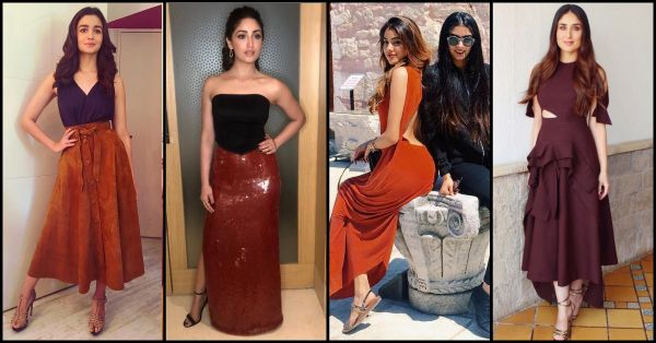 Melt In The Mouth Celeb Looks In Hues Of Brown To Celebrate World Chocolate Day!