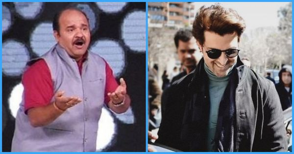 Dancing Uncle Is Back But This Time He Grooves To Hrithik's Kaho Naa Pyaar Hai