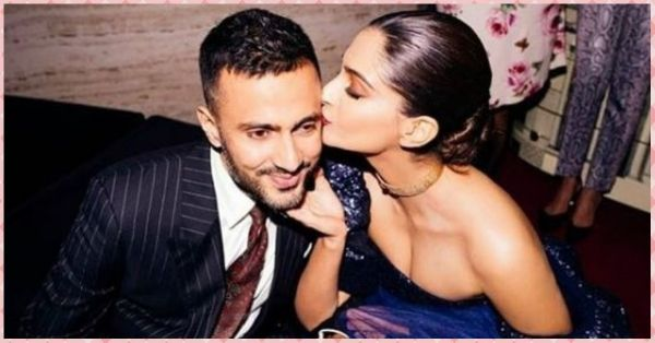 Rumour Has It: Anand Ahuja To Move Into Sonam Kapoor's Mumbai House This Year