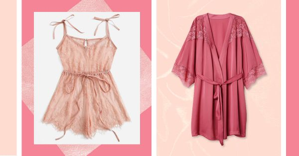 Naughty Nightwear That Is Perfect If You're Planning On Losing Your V-Card Soon!
