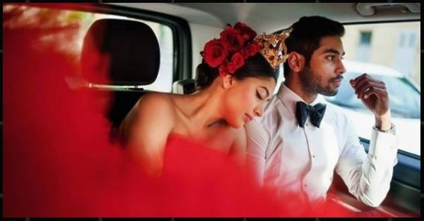 Heiress Shriya Bhupal's Wedding Is The Grand Fairytale Ending We All Want!