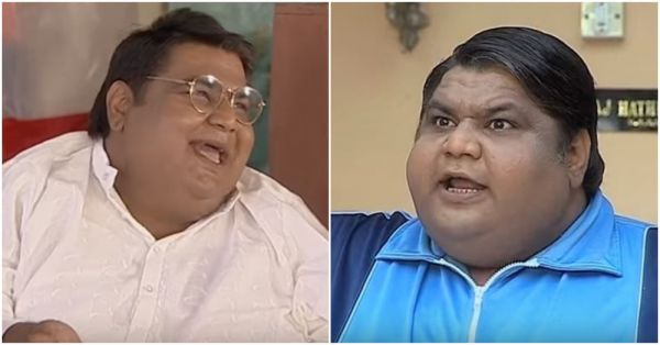 7 Expressions Of Dr Haathi From 'Taarak Mehta Ka Ooltah Chashma' That Made Us Love Him