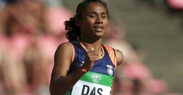 From The President to Amitabh Bachchan...Tweets Of Pride Are Pouring In For Hima Das