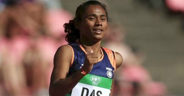 Watch Hima Das's Blazing Run As She Wins India's FIRST Gold Medal On Track