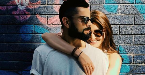 Have You Seen This Adorable Picture Of Newly-Weds Virat Kohli & Anushka Sharma?