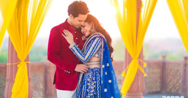 A Jatt Boy And A Marathi Girl - This Love Story Is The Sweetest Ever!