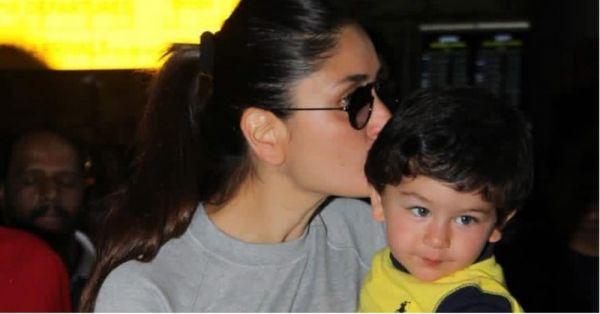 Here Is A Fresh Batch Of Taimur Ali Khan Pictures To Get You Through The Week!