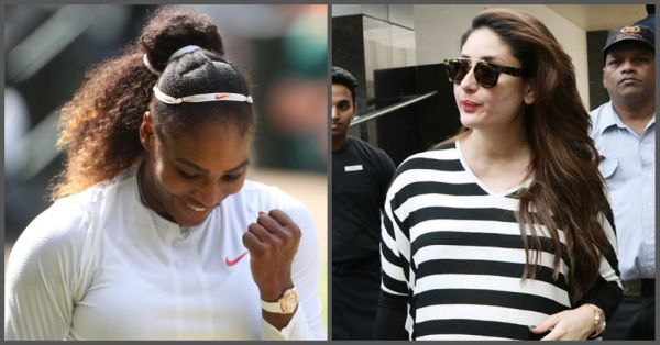 #SuperMomAlert: Serena Williams, Kareena Kapoor & Other Celebs Who *Aced* Their Pregnancies